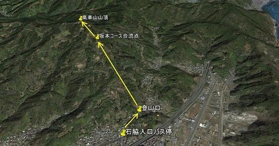 高草山(石脇口)【静岡県焼津市...