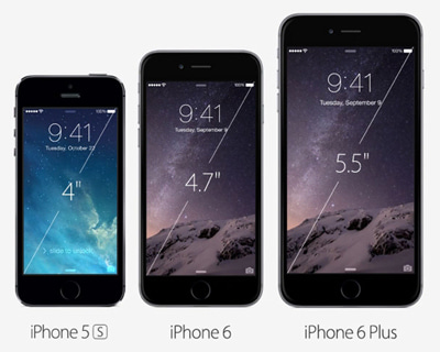 iPhone6 Plus Apple iOS8