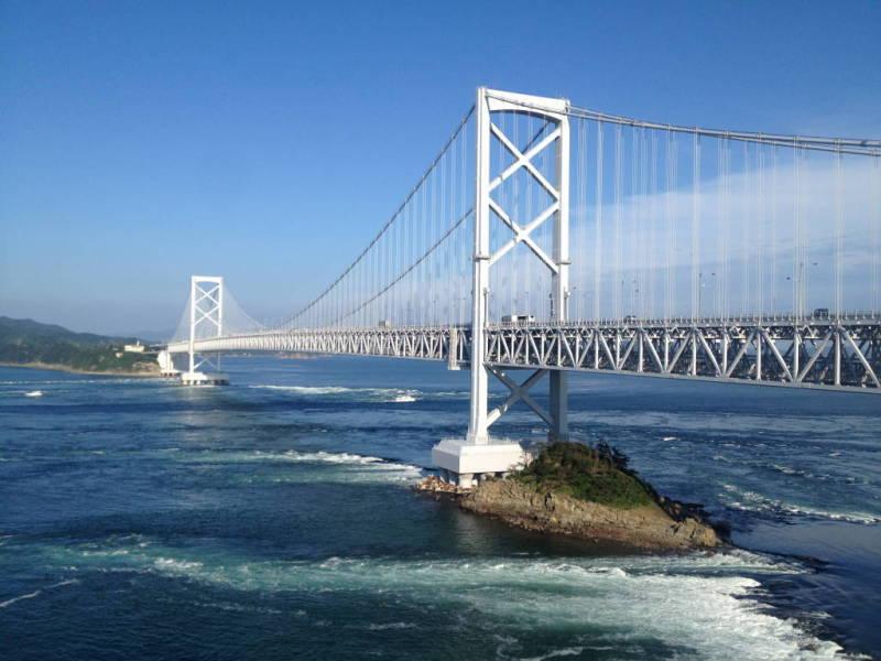 大鳴門橋の画像