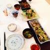 晩ご飯の画像