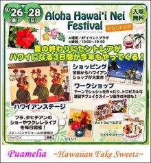 2014 Aloha Hawaii Nei Festival in セントレア