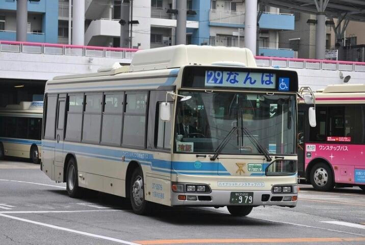 大阪市営バス撮影記録(2014/4/13...
