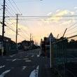 THE日本の夕方