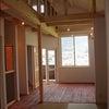 眺望と暮らす家 京都府長岡京市 Oさま邸 リビングの画像