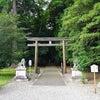 若狭彦神社は趣ある美しい日本の神社。の画像