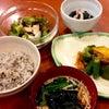 食で癒す「一汁三菜アドバイザー」養成コース宝塚料理教室 野山の幸:自然の油脂の画像