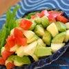 りんごとアボガドのリフレッシュサラダの画像