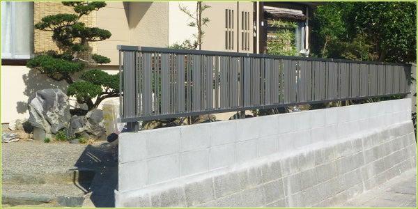 湖西市S様邸 フェンス設置|有限会社ノズコン