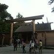 伊勢神宮に行きました
