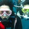 青の洞窟へご案内ヽ(^0^) ダイビング&シュノーケルのご予約はテイクダイブまで♪♪♪の画像
