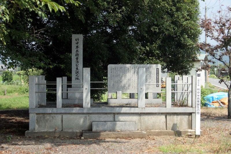 大御堂城/④竹中半兵衛の由緒