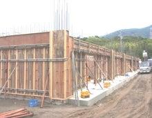 1階壁配筋工事