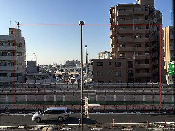 iPhone 6 写真 焦点距離