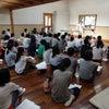 幼稚園で講演会の画像