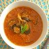 簡単♪ナスとひき肉のトマトスープカレーとつくれぽのお礼♪の画像