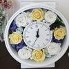 花時計の画像