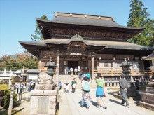 2014092728稲刈りツアー51圓蔵寺参拝