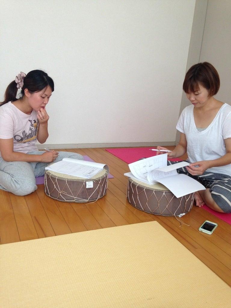 育脳ヨガTT~6期兵庫県芦屋市1日目レポート~の記事より