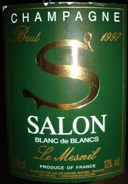 Salon Blanc de Blancs 1997