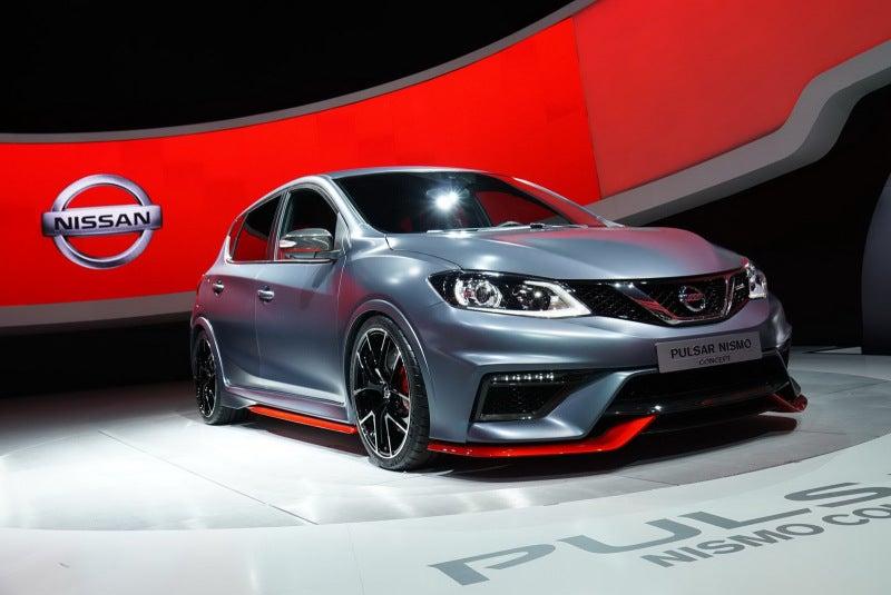 【パリショー2014】日産、「パルサーニスモコンセプト」をワールドプレミア! 生まれ変わる新型車たち