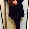 ジャスグリッティーのダッフルコート着てみた♡の画像