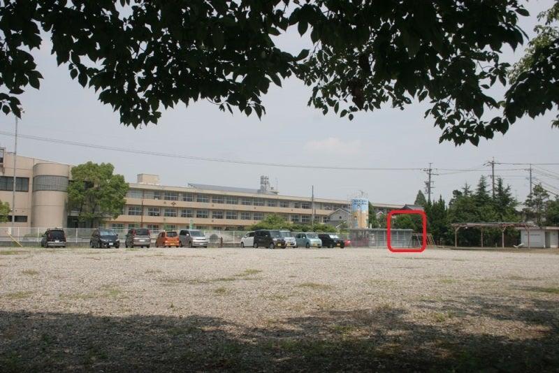 氷取城/①小学校の南側