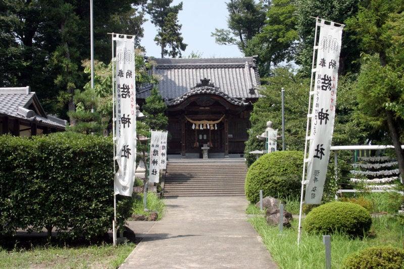結城/②結神社社殿