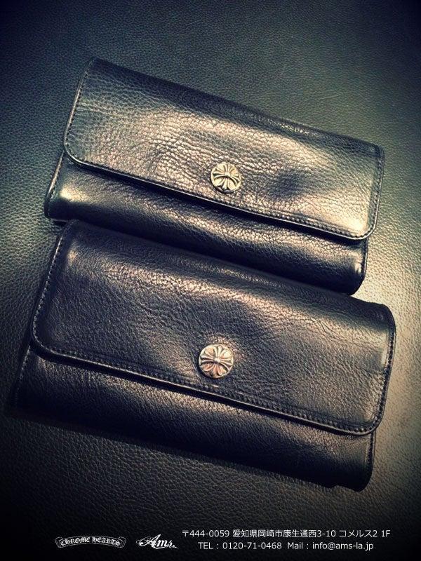財布 クロム ハーツ