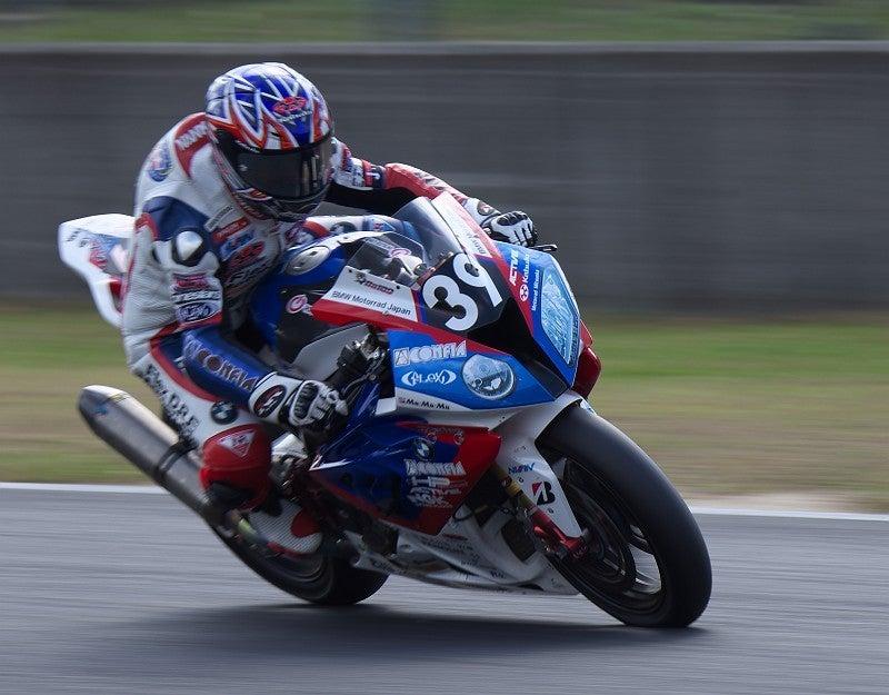 スーパーバイクレースRd7岡山「J...