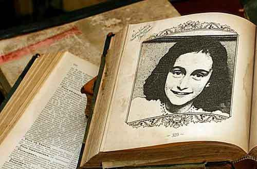 アンネ の 日記