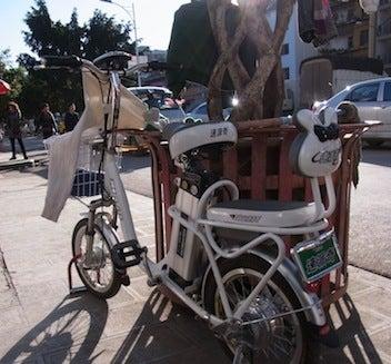 電動自転車2