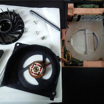 パソコン解体。