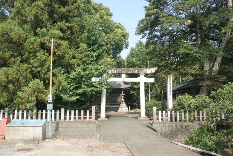 十七条城/①熊野神社