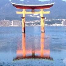 厳島神社の人気は世界…