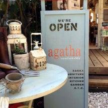 雑貨屋 agatha…