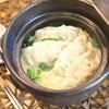 教えてあげたいマイごはんに紹介されました!『餃子と青梗菜の豆乳白湯ラーメン鍋』の画像