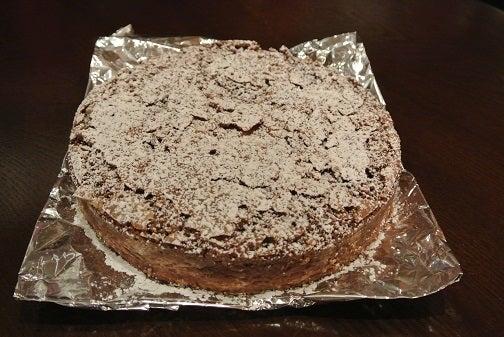 銀座由美ママ誕生日 Sel Tokyoよりケーキ