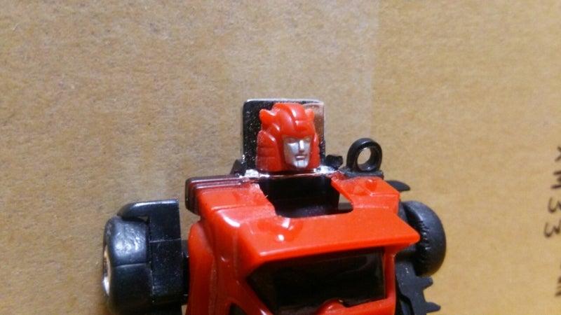 タカプライムのトランスフォーマーコレクション戦え超ロボット生命体トランスフォーマー 戦闘員クリフ