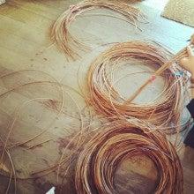 menui*かご編み教室