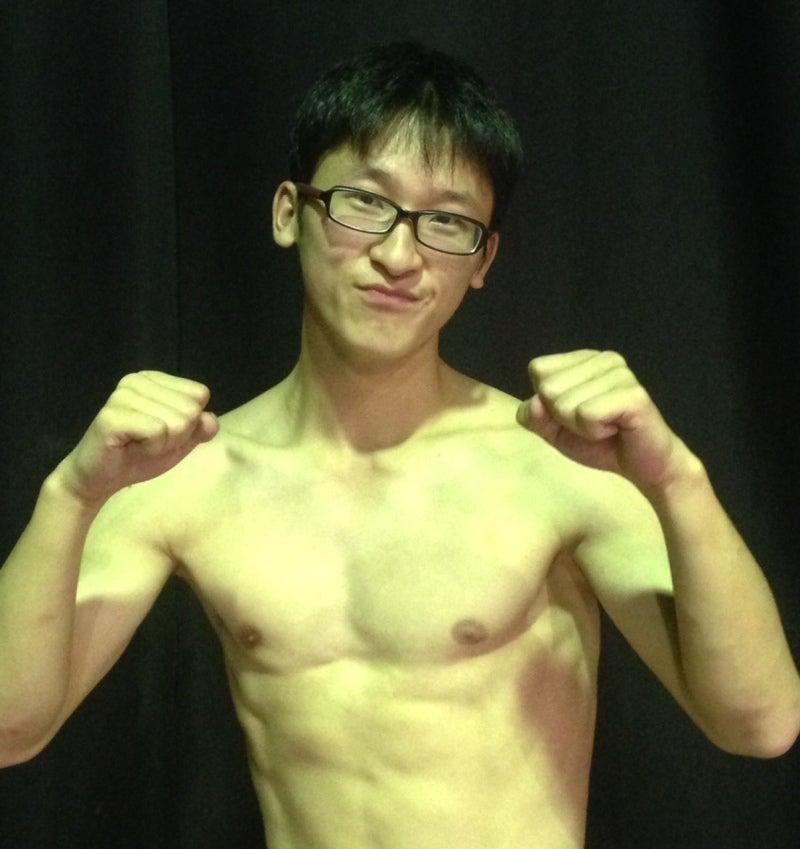 中山貴博 | プロレスラ-デビュ- 37歳の挑戦