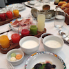 世界一の朝食♡の画像