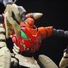 三番手登場! METAMOR-FORCE ダイノゲッター3 製品サンプルレビュー!の画像
