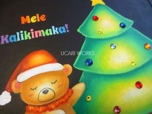 クリスマスワークショップ ハワイ きらきら☆