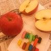 リンゴの思いの画像