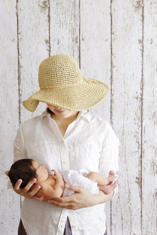 マタニティフォトと新生児フォト