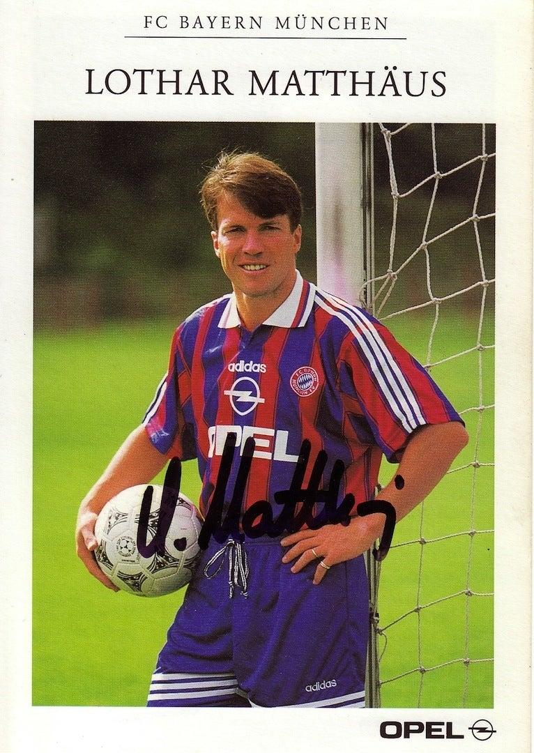 95-96 バイエルン・ミュンヘン ...