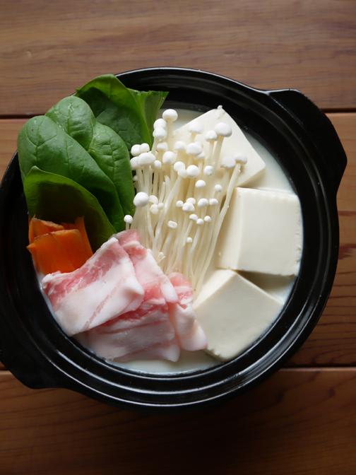 豆乳生姜鍋03