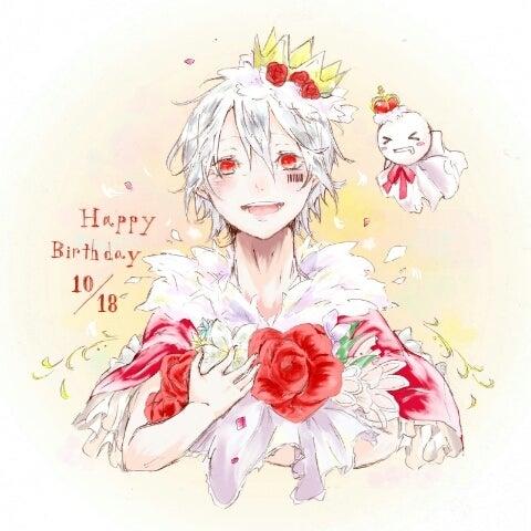まふまふさん、誕生日おめでとう!