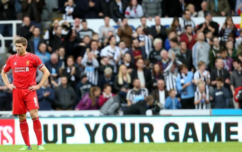 Newcastle vs Liverpool   山羊男のKOPスタンドブログ