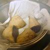 Taikiお兄ちゃんが蒸かした「種子島の紫芋」の画像
